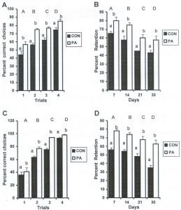 Proanthocyanidin trong hạt nho là giảm stress oxy hóa não ở chuột