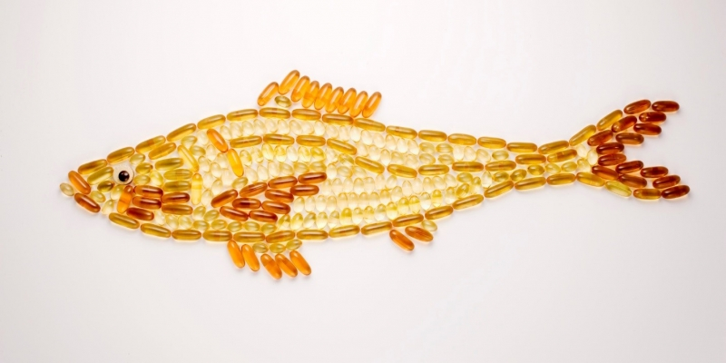 Những tác dụng tuyệt vời của dầu cá
