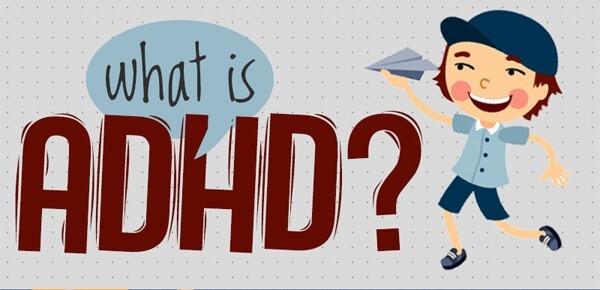 ADHD (Attention-deficit hyperactivity disorder) là hội chứng tăng động giảm chú ý