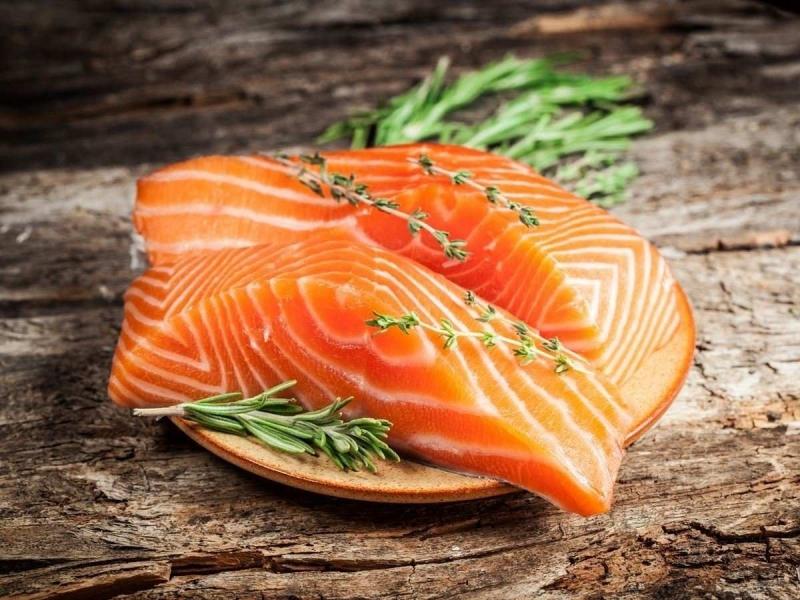 Chế độ ăn nhiều cá giúp cung cấp Omega-3 cho cơ thể