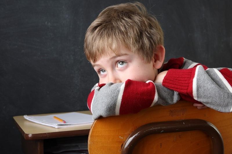 Một điểm dễ nhận biết của trẻ tăng động là thiếu kiên nhẫn, không kiềm chế được cảm xúc