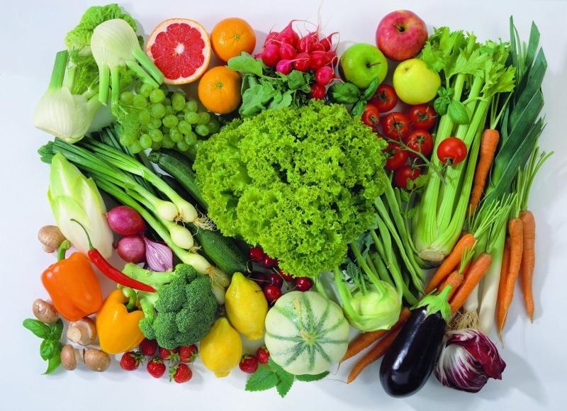 Chế độ ăn uống lành mạnh, nhiều rau xanh, hoa quả giảm nguy cơ ung thư