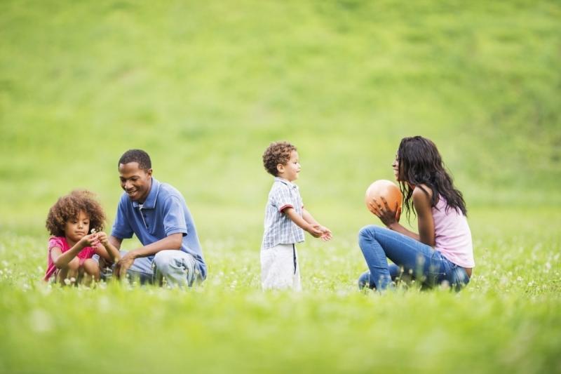 Sự quan tâm và yêu thương của gia đình chính là sức mạnh giúp trẻ tăng động hòa nhập với cộng đồng