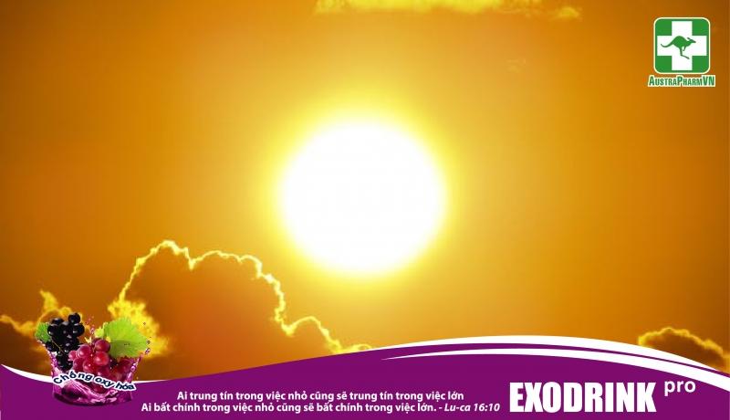 BẢO VỆ DA CHỐNG TIA UV & TĂNG CƯỜNG SỨC KHỎE TRONG MÙA NẮNG NÓNG