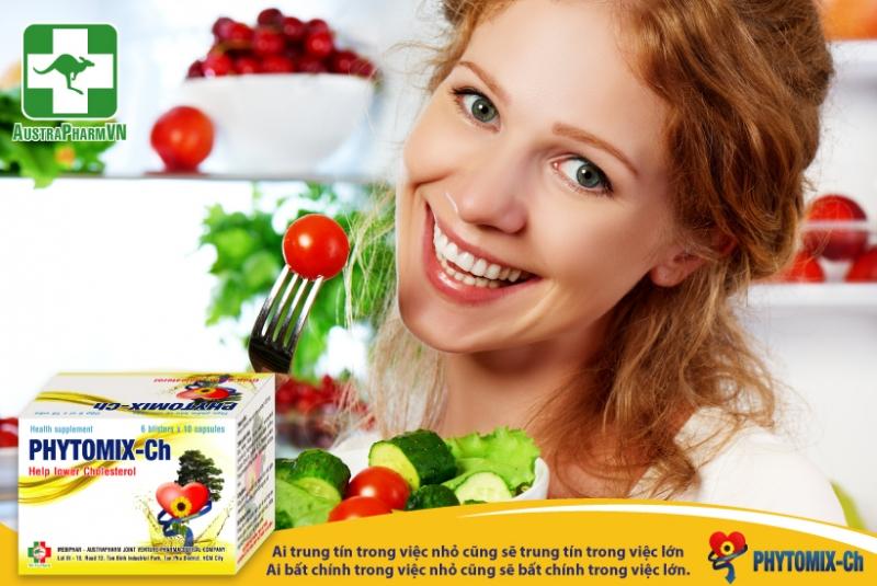 Sterol thực vật và stanol thực vật đối với sức khỏe