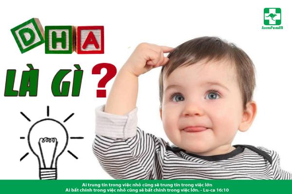 DHA và sức khỏe người