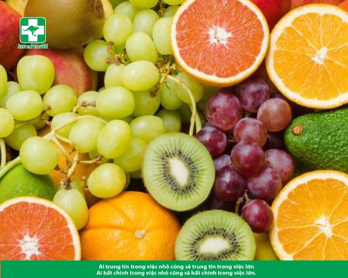 Những thực phẩm giúp cơ thể tăng sức đề kháng