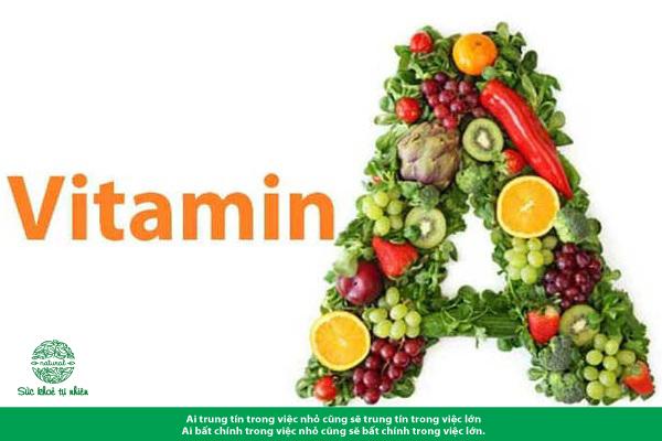 Tác dụng phụ của vitamin A