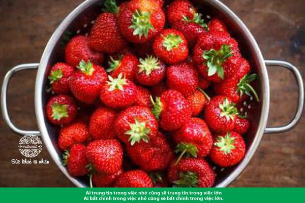 5 loại màu thực phẩm giúp chống ung thư