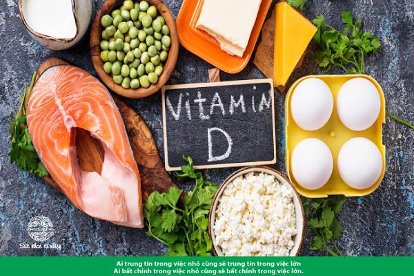 Trẻ em trên 1 tuổi cần bổ sung vitamin D?