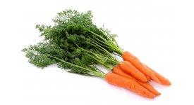 Ăn cà rốt cho sức khỏe