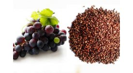 Hạt nho và sức khỏe